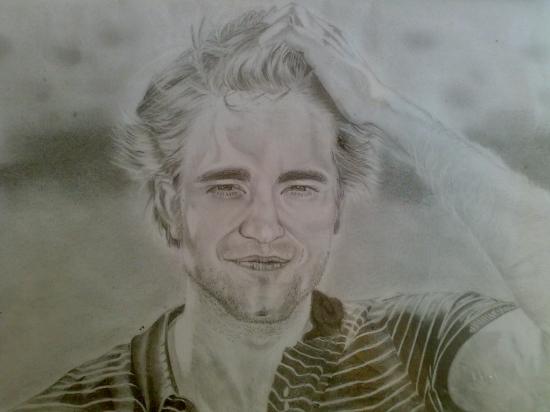 Robert Pattinson by Sorella